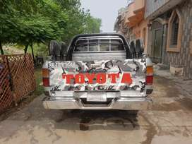 Toyota hilux double cabin for sale.