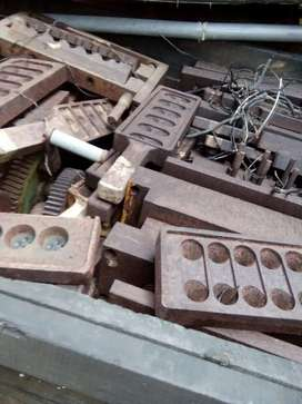 Menerima besi tua logam tembaga kuningan almunium