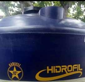 Gudang Tandon air 5300 tebal 13ml kuat sni
