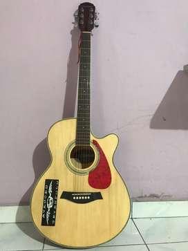 Guitar akustistik