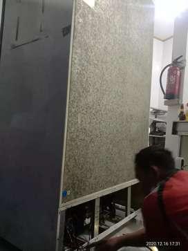 Ac sperpart bongkar pasang  jasa pasang kulkas isi freon