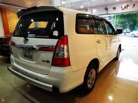 Toyota Innova 2.0 G 8 STR BS-IV, 2015, Diesel
