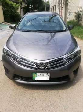 Gli 2015 Model Car available for rent