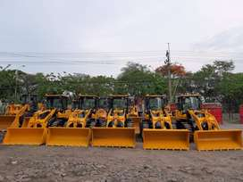 Wheel Loader 0,8 & 1,1 m3, Yunnei Engine Turbo, Brand SONKING Murah