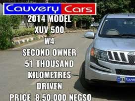 Mahindra XUV500 W4, 2014, Diesel