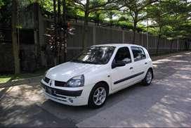 Jual Renault Clio 2002