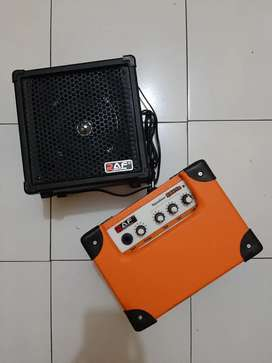 Amplifier Bass 5inc RBX-5n Black