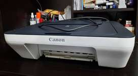 Canon PIXMA MG2577s All-in-One Inkjet Colour r Printer (Blue/White)