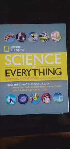 Science of everything(400 pages)
