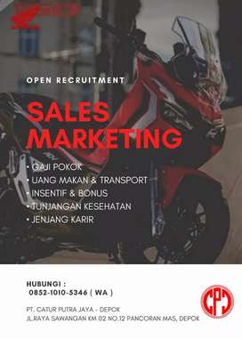 Marketing Motor Honda