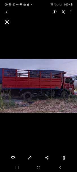 Jual Truck Mercy 917 th 1990  istimewa