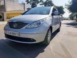 Tata Manza Aura (ABS), Safire BS-IV, 2011, Petrol