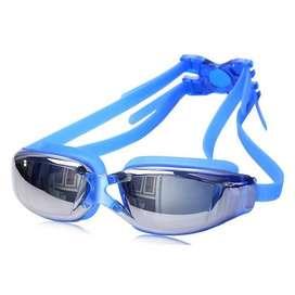 Bikin Keren RUIHE Kacamata Renang Anti Fog UV Protection Dewasa  RH920