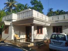 thrissur avanoor 35 cent plot 2 bhk stylish villa
