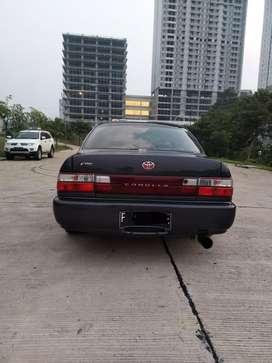 Great Corolla 1995 manual SEG 1.6 istimewa