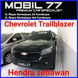 Chevrolet trailblazer 2.5cc tahun 2018
