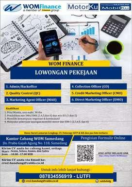 Loker WOM Finance Sumedang
