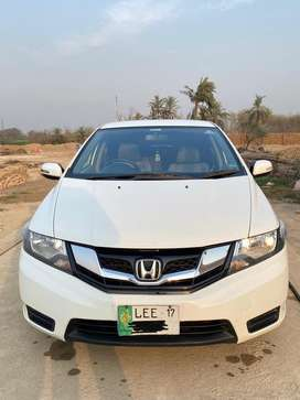 Honda city 2017 Total Genuine