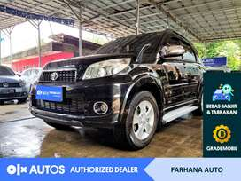 [OLX Autos] Toyota Rush 2012 1.5 S Manual Bensin Hitam #Farhana Auto