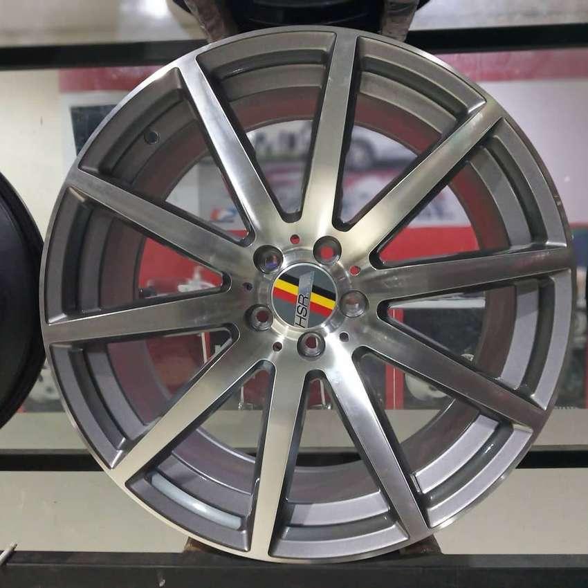 Velg Mobil Mercy dll Ring 20 HSR Wheel 0