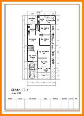 Lokasi Startegis Rumah Kost Proses Bangun 11kamar Mewah!