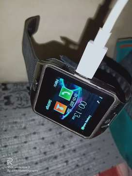 Touch mobile hand watch