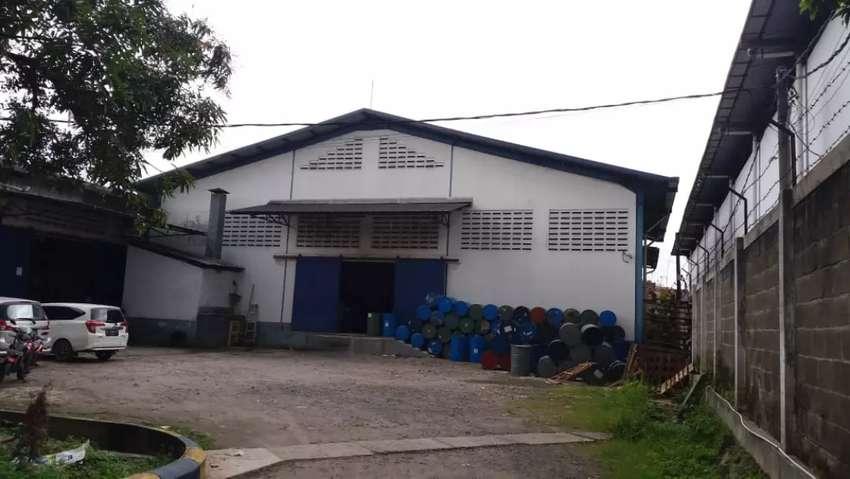 Gudang Tanah di jual Kawasan Industri Jatake Tangerang 0