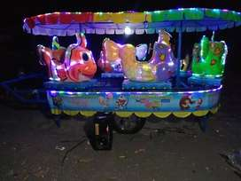 odong nemo murah warna cerah kereta panggung PROMO mini coaster