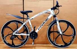 Prime jaguar slick road bike cycle  21 gear solid  high speed
