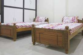 2 BHK Sharing Rooms for Men at ₹6750 in Begumpet(6485)
