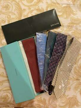 Designer Brand Men's Ties - Tiffany - T.M Lewin