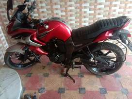 Very good condition and new tyres new chain pockets new battery