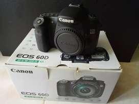 Canon 60d Body Only Mulus Seperti Baru [ bokehKamera ]