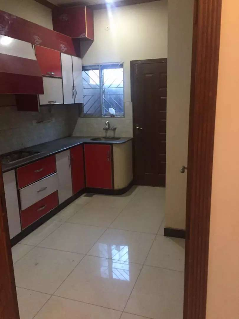 5 Marla upper portions available for rent in pak Arab society 0
