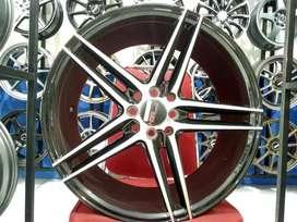 Velg Mobil Mobillio, Livina dll Murah NE5 580 HSR Wheel Ring 18 BMF