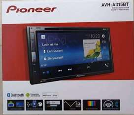 pioneer mirorlink avh315BT+ pasang( folks audio)
