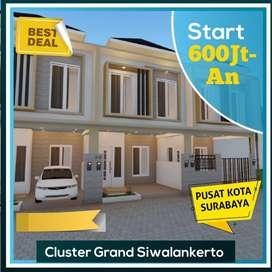 PETRA SIWALAN  600 Jutaan  Rumah 2 Lantai Harga Perdana
