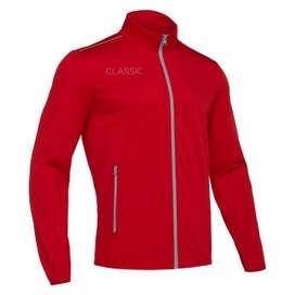 Polyester sports jackets with high quality fabric