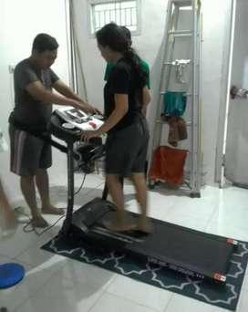 Elektrik treadmil veron >>2fungsi new massager