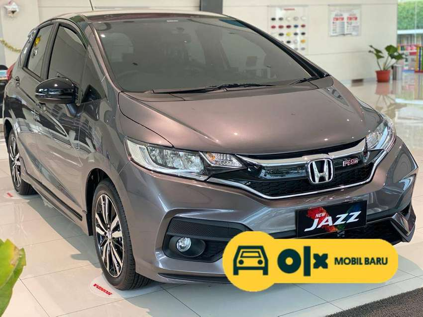 [Mobil Baru] Promo Honda Jazz RS 2020 Semarang Termurah 0