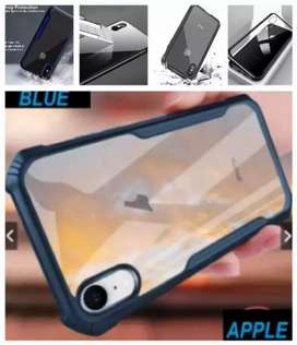 IPAKY Under Protection Back Case For iPhone X , XS ,XR ,XS Max