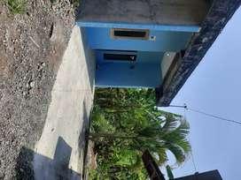 Disewakan Rumah (cocok untuk tempat tinggal atau gudang)
