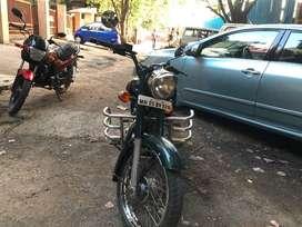 2015 Feb, Standard 500cc, <24k KM, 32 kmpl mileage, always serviced,