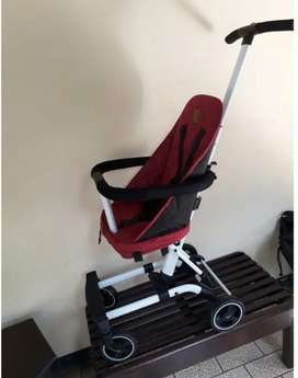 Stroller Compact Baby Elle Rider New