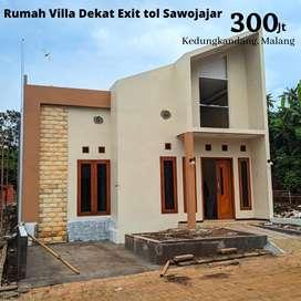 Rumah Villa Dekat Sawojajar
