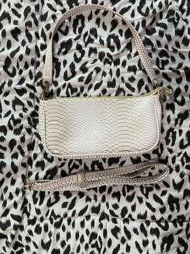 Shoulder Bag Croco