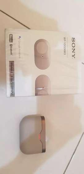 Headset IEM Sony WF-1000XM3 Silver
