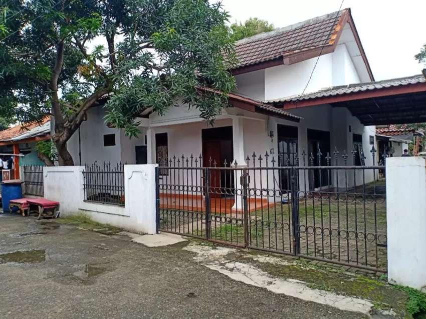 Dijual Rumah Murah Pondok Melati Jati Warna Halaman Luas Tidak Banjir 0