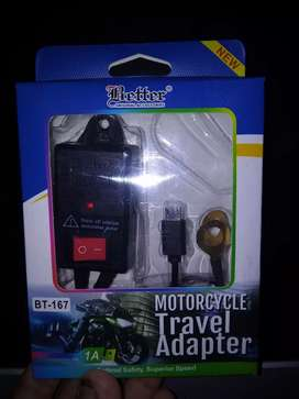 Charger Motor (Travel Adapter)