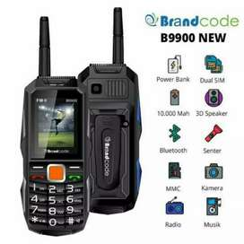 Brandcode B900 Hitam HT Bisa Bayar Di Rumah